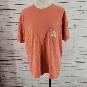 Auburn Comfort Colors T shirt
